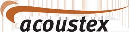 acoustex logo